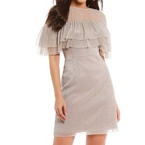 Gianni Bini Nicole Shimmer Dress